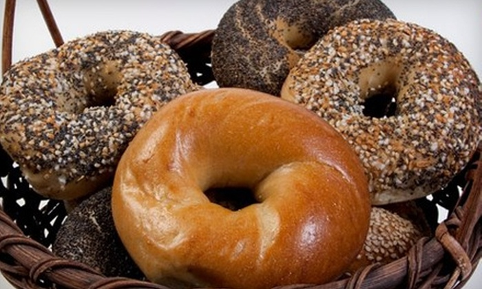 Bagel Boy - Multiple Locations: $7 for $15 Worth of Bagels, Deli Sandwiches, and Drinks at Bagel Boy in Brooklyn
