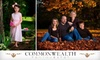 "Commonwealth Photography - Bermuda: $49 for a One-Hour Studio Photography Session, an 11""x14"" Mounted Portrait, and a Disc of Ordered Low-Resolution Images, Plus 20% Off Additional Prints, at Commonwealth Photography"