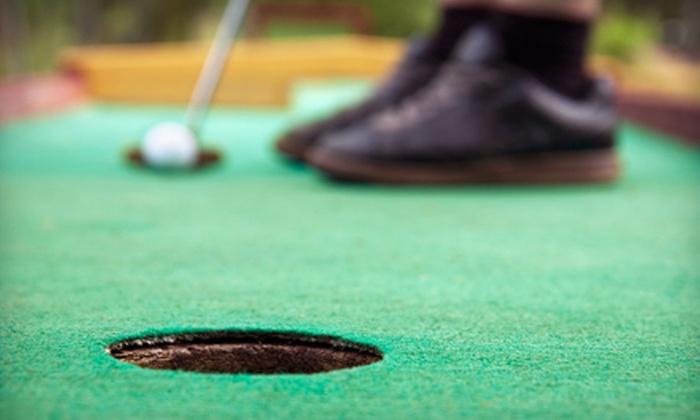 Glen Allen Golf - South Anna: One Round of Mini Golf for Two or Four People at Glen Allen Golf in Glen Allen (Up to Half Off)
