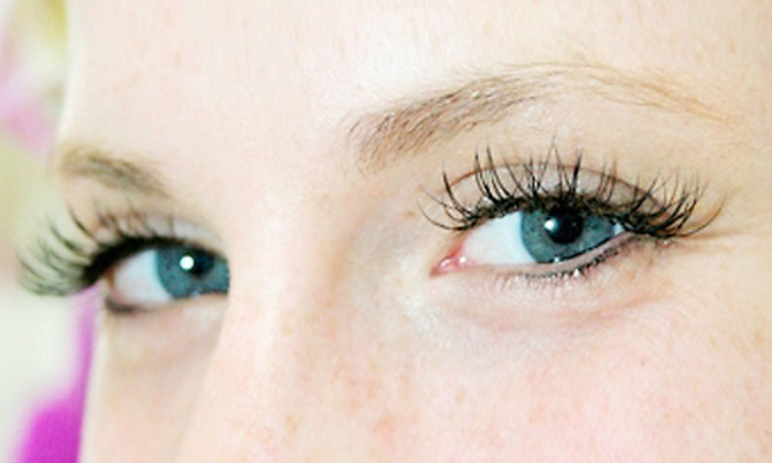 The Bridal Beauty Salon - Bucktown: $50 for Partial Eyelash Extensions at The Bridal Beauty Salon ($105 Value)