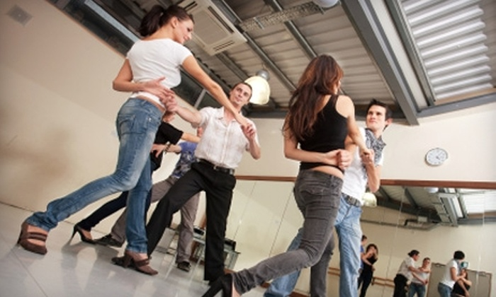 Step by Step Dance Studio Las Vegas - Paradise: $29 for Two Private Lessons, One Friday Dance Party, and One Month of Unlimited Group Lessons at Step by Step Dance Studio