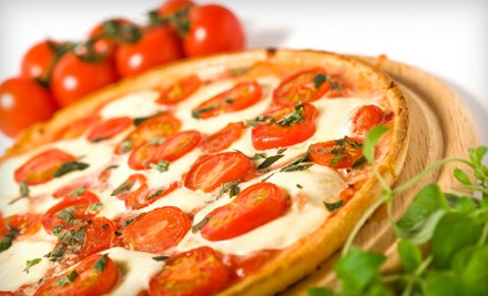 Medium Pizza Meal - Smith's Pizza & Subs in Rancho Cucamonga