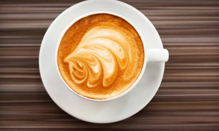 Ike's Coffee & Tea - Multiple Locations: $5 for $10 worth of Café Fare at Ike's Coffee & Tea