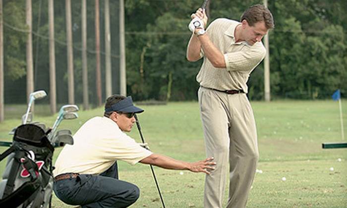 Orangebrook Golf & Country Club - Hollywood: Private or Group Golf Lessons at Orangebrook Golf & Country Club in Hollywood (Up to 56% Off). Three Options Available.