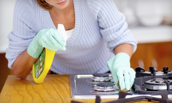 Eco Green Clean - Las Vegas: One, Two, or Three One-Hour Sessions of Eco-friendly Housecleaning with Two Cleaners from Eco Green Clean (Up to 76% Off)