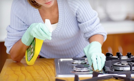 2-Man, 1-Hour Housecleaning Service (a $140 value) - Eco Green Clean in
