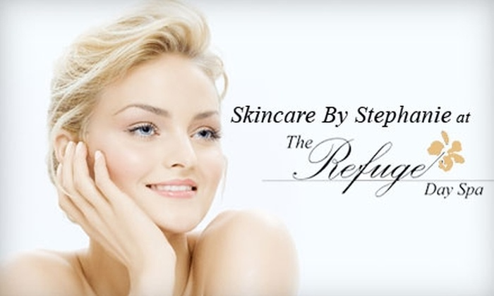 Selah Salon & Day Spa - Rocklin: $40 for $85 Worth of Facial Services from Skincare by Stephanie at The Refuge Day Spa