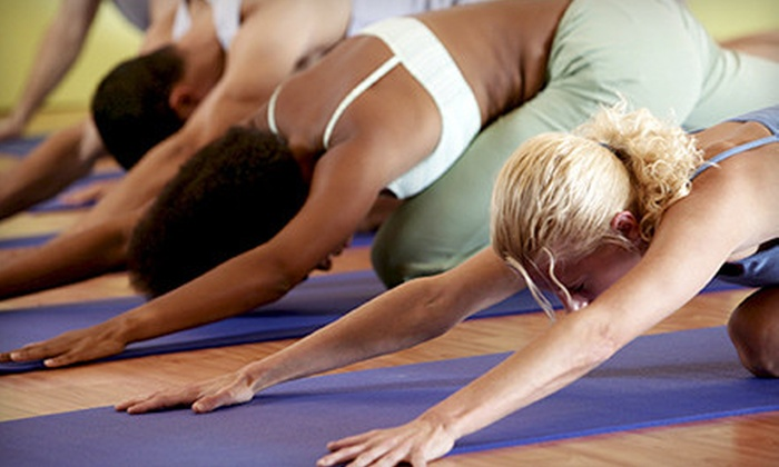 Dragonfly Hot Yoga - Fitchburg: $49 for a 10-Class Pass at Dragonfly Hot Yoga in Fitchburg (Up to $150 Value)