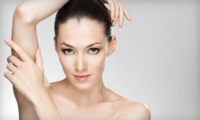 Rousso Facial Plastic Surgery Clinic - Mountain Brook: $99 For Three Laser Hair-Removal Treatments at Rousso Facial Plastic Surgery Clinic (Up to $300 Value)