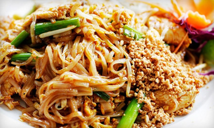 Talent Thai Kitchen - Gramercy,East Side,Kips Bay: $15 for $30 Worth of Thai Fare at Talent Thai Kitchen