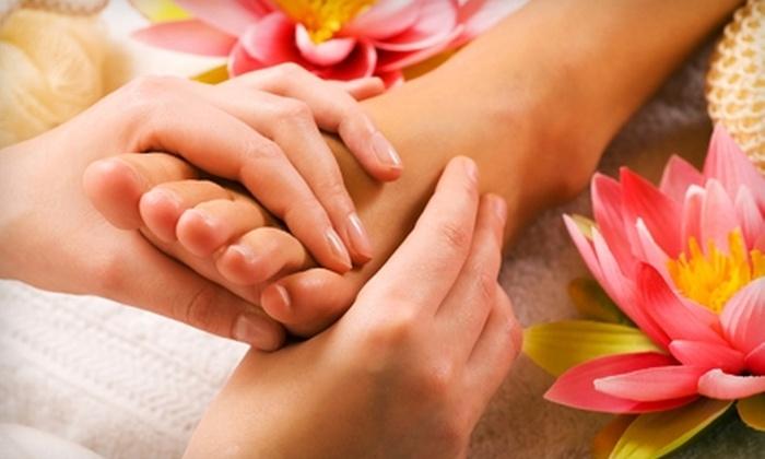 Reflexology Rocks - West Hartford: $25 for a 30-Minute Reflexology Foot Massage at Reflexology Rocks in West Hartford