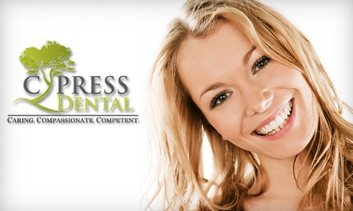 Cypress Dental - Reno: $149 for a Consultation and Zoom! Whitening at Cypress Dental ($650 Value)