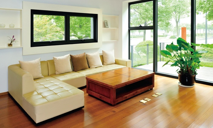 Cleaning Living Room Exterior exterior window cleaning  window rangers | groupon
