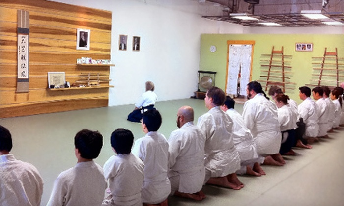 North Valley Aikikai - Granada Hills South: $30 for Ten Yoga and Aikido Classes at North Valley Aikikai in Granada Hills (Up to $120 Value)