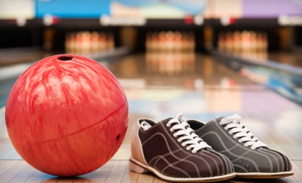 Two-Hours of Bowling with Shoe Rental for Up to Six, plus One Large Popcorn (a $29 value)  - Golden Pin Lanes in Tucson