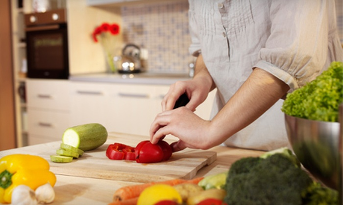 Saga Hill Cooking & Events - Shorewood: $50 for Cooking Class with Saga Hill Cooking & Events in Excelsior ($120 Value)