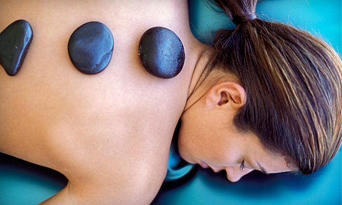 Oasis Salon and Spa - Bossier City: $42 for a Hot-Stone Massage at Oasis Salon and Spa