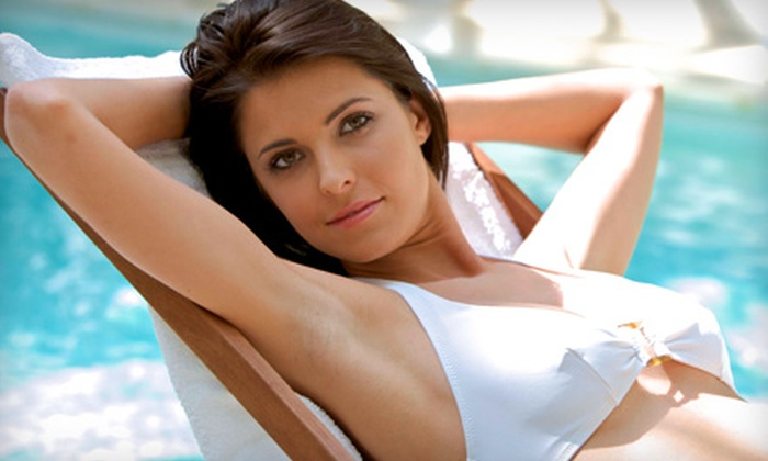 Hutchinson Center for Aesthetic Medicine - Robert Mills Historic: Three Laser Hair-Removal Treatments for Small, Medium, or Large Areas at Hutchinson Center for Aesthetic Medicine