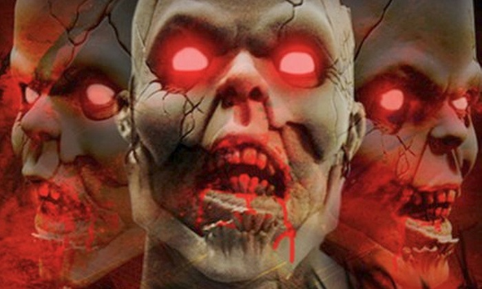 Disturbia Torment of Fears - Addison: $16 for a V.I.P. Speed Pass to Disturbia Torment of Fears Haunted House in Addison ($35 Value)