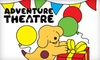 """Adventure Theatre - Glen Echo: $7 Ticket to """"Spot's Birthday Party"""" at Adventure Theatre ($15 Value). Choose from Four Performances."""