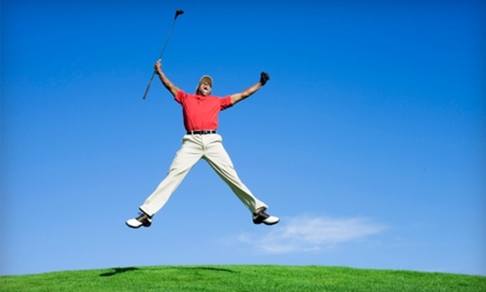 The Academy at Golf Town - Multiple Locations: $40 for a Golf Lesson at Golf Town ($85 Value)