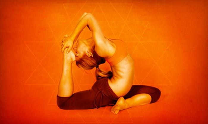 Bikram Yoga Fairfax - Fairfax: $599 for One Year of Unlimited Bikram Yoga Classes at Bikram Yoga Fairfax ($1,250 Value)