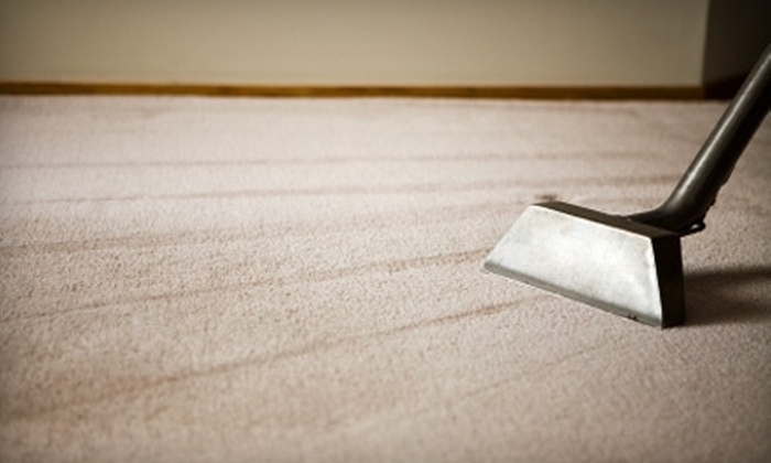 Dirt Robber - Carmel: $60 for a Two-Room and Hallway Carpet Cleaning, Plus Deodorizer or Scotchgard at Dirt Robber ($125 Value)