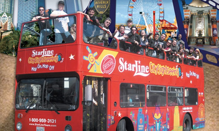 The Starline Tours Hop-On Hop-Off double decker bus network is comprised of four main routes, as well as two connector lines that shuttle guests from attractions and locales at the edges of the city back into the thick of the action.