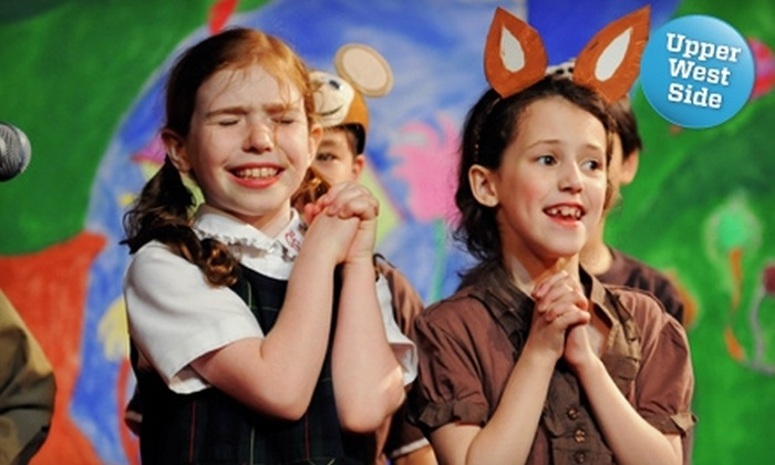 Broadway Bound Kids - Upper West Side: $175 for Broadway-Themed Child's Birthday Party from Broadway Bound Kids ($350 Value)