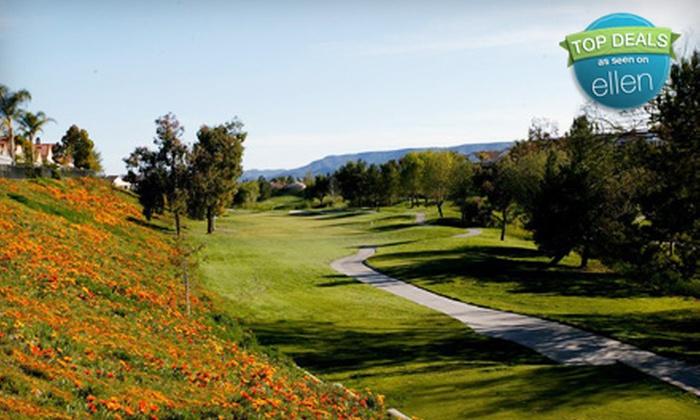 California Oaks Golf Course - Murrieta: $69 for a Golf Outing for Two at California Oaks Golf Course in Murrieta (Up to $161.90 Value)