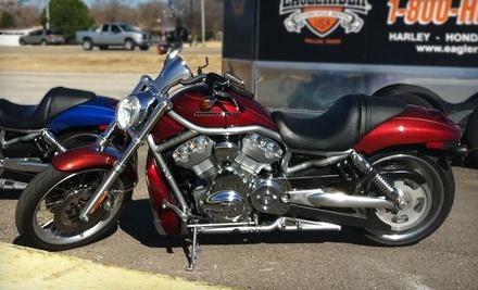 24-Hour ATV Rental (a $154.71 value) - EagleRider of Dallas in Irving
