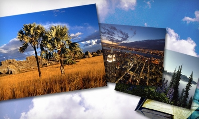 Pictopia: $20 for $60 Worth of Professional Photographs from Pictopia