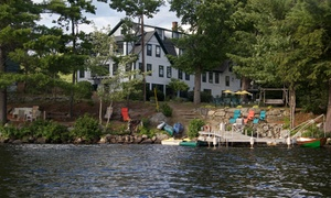Lakeside New Hampshire B&B near Outdoor Pursuits