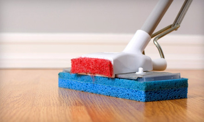 On the Spot! Cleaning Service - Beachwood: One or Two Home-Cleaning Sessions from On the Spot! Cleaning Service (Up to 61% Off)