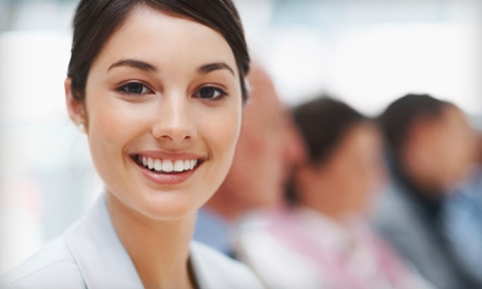 Center for Dentistry - Naperville: $139 for an In-Office Teeth-Whitening Treatment at the Center for Dentistry in Naperville ($650 Value)