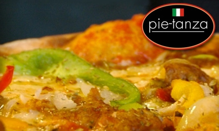 pie-tanza - Northeast Arcadia Lakes: $15 for $30 Worth of Wood-Fired Pizza and Italian Fare