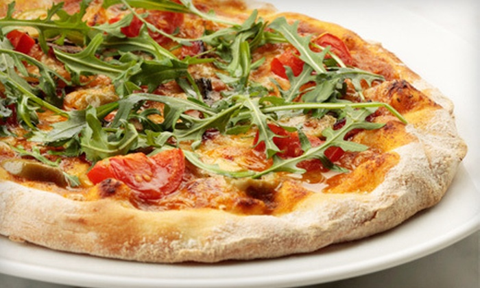 The Tomato Bistro - Manayunk: Small Plates, Salads, and Pizza for Two or Four at The Tomato Bistro (Up to 64% Off)