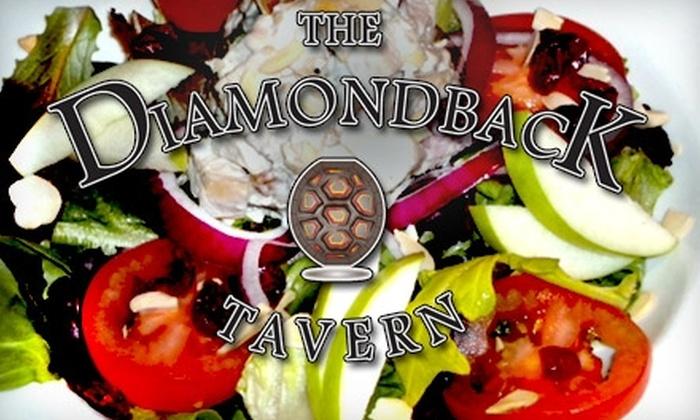 Diamondback Tavern - Ellicott City: $10 for $25 Worth of Traditional Pub Grub and Drinks at The Diamondback Tavern