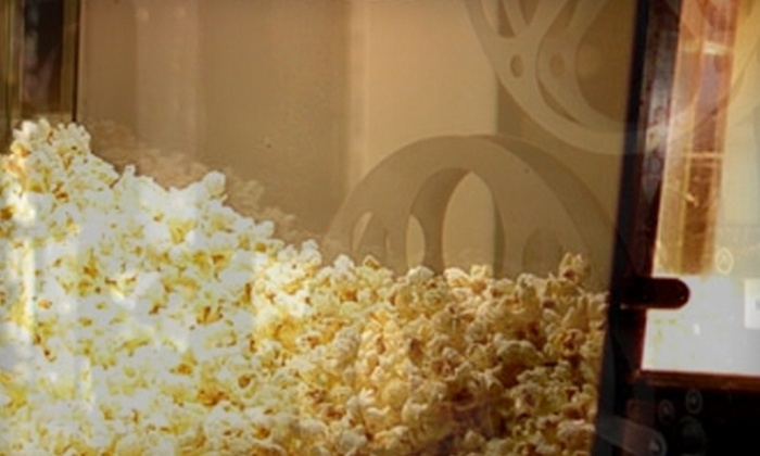Pacific Cinémathèque - Downtown Vancouver: $8 for a Double-Bill Movie Ticket, Popcorn, and Drink at Pacific Cinémathèque ($18.50 Value)