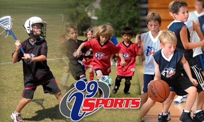 i9 Sports - St. Augustine: $59 for Winter League Registration with i9 Sports Jacksonville ($145 Value)