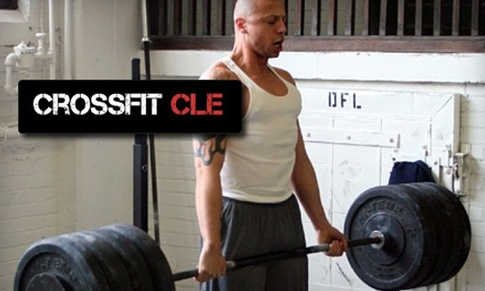 CrossFit CLE - Downtown: $29 for 29 Drop-In Classes at CrossFit CLE ($300 Value)