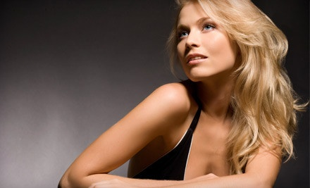 Haircut Package (a $95 value) - The Doll House Beauty Lounge in Corona