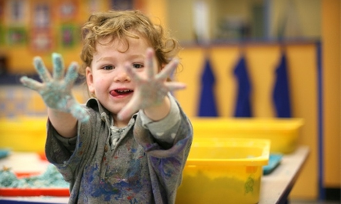 The Messy Artist - South Orange Village: $135 for 10-Week Children's Art-Class Session at The Messy Artist in South Orange