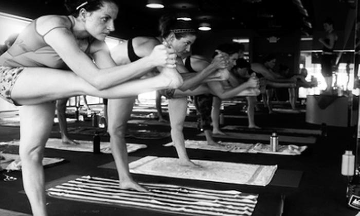 Bikram Yoga Bellevue - Downtown Bellevue: Five or 10 Classes at Bikram Yoga Bellevue