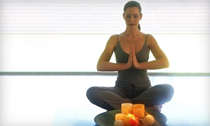 Tree of Life Yoga Studio - Niagara Falls: $25 for a Five-Class Yoga Package at Tree of Life Yoga Studio in Niagara Falls ($50 Value)