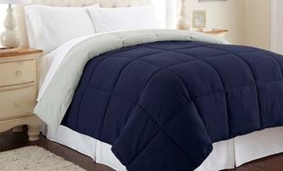 All Seasons Reversible Comforters