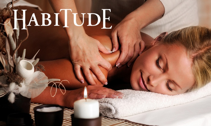 Habitude Day Spa and Salon - Ballard: Essential Facial or Essential Massage at Habitude Day Spa and Salon (Up to 33% Off). Two Options Available.