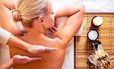 Aromatherapy or Rejuvenation Massages, or Hot-Stone Massage at Massage by Amy at Xpress Bodyworks (Up to 61% Off)