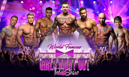 Girls Night Out: The Show – Unleashed Tour with Optional Meet-and-Greet on October 23 at 8 p.m.