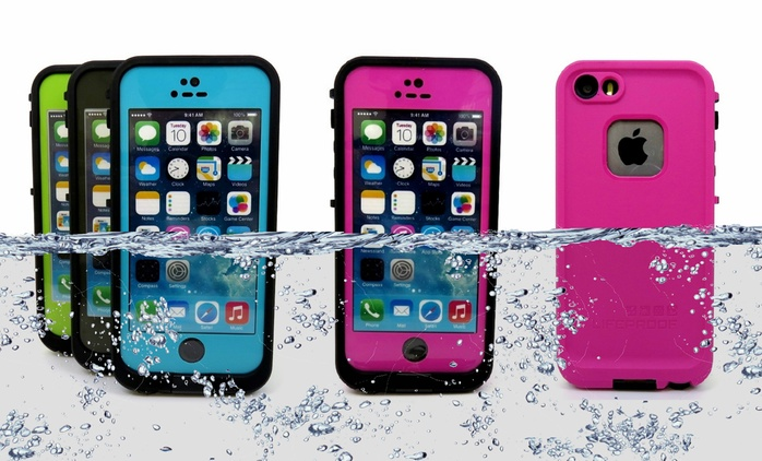 LifeProof Waterproof Cases for iPhone 5/5S